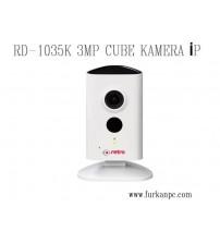 RD-1035K 3MP CUBE KAMERA İP KAMERA