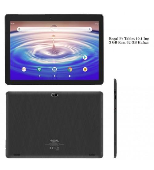 Regal Tab 10.1 İnç 3 GB Ram 32 GB Hafıza Pc Tablet