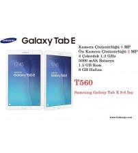 Samsung Galaxy Tab E T560 8GB 9.6 İnç