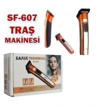 SF-607 Safir Şarjlı Saç Sakal Traş Makinesi