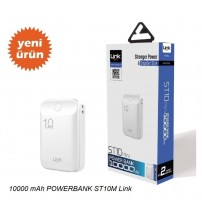 ST10M Link Tech Powerbank 10000 mAh Mini
