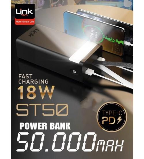 ST50 Link Tech Powerbank 50000 mAh
