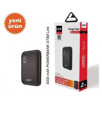 ST5M Link Tech Powerbank 5000 mAh Mini