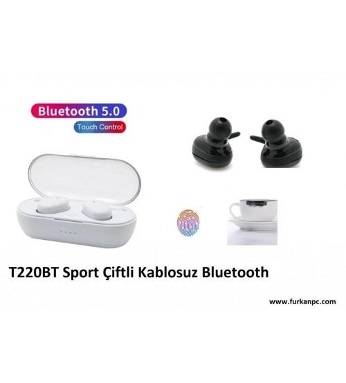 T220BT Bluetooth Kablosuz Kulaklık
