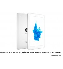 Hometech Alfa 7RC 7 İnç Tablet 1GB 16GB