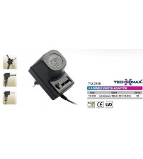 TECHNOMAX TM-2108 KADEMELİ SWİTCH ADAPTÖR