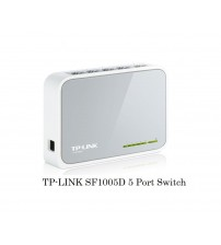 TP-LINK SF1005D 5 Port Switch