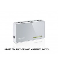 TP-LINK SF1008D 8 Port Switch