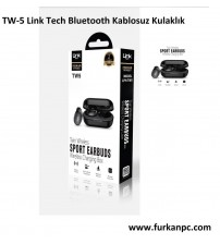 TW-5 Link Tech Bluetooth Kablosuz Kulaklık