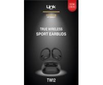 TW12 Link Tech Bt Kablosuz Kulaklık