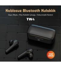 TW4 Link Tech Bt Kablosuz Kulaklık