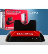 USB 2.0 DOCK STATİON SATA IDE 2.5 İNÇ 3.5 İNÇ HADRON HD-979