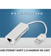 HD-2207 Hadron Usb Eternet Kartı 2.0
