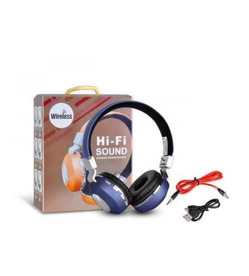V-682 Bluetooth Kablosuz Kulaklık