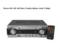 Westa WM-700U 100 Watt Trafolu Mikser Amfi