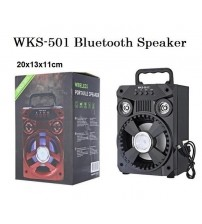 WKS-501 Poly Gold Bluetooth Speaker