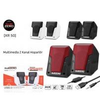 XR-50 Subzero PC Speaker 1+1 Usb