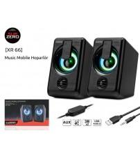 XR-66 Subzero PC Speaker 1+1 Usb